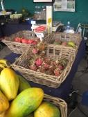 Pitalas au marché de Teguise.