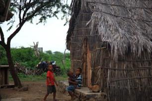 Le village de Rebelados.