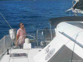 Navigation Tahiti-Moorea