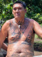 Le tatouage, une carte d'identite
