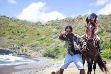 Jérémie, un fou des chevaux