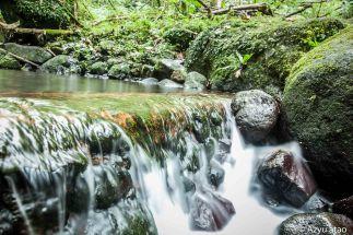 Cascade d'eau douce